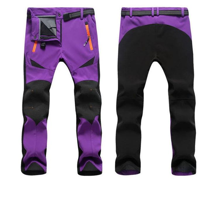 Aliexpress.com: Comprar Hombres Forro Polar Pantalones Al Aire Libre Senderismo…