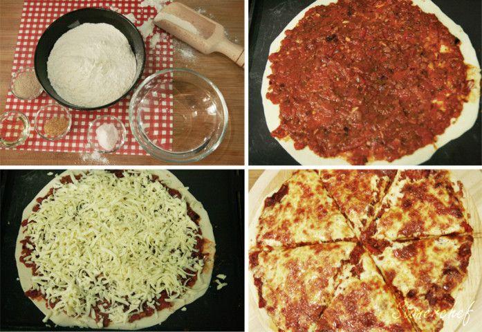 Od deski do deski: Jak zrobić idealne ciasto na pizzę?