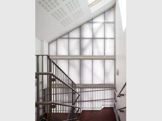 Restructuration de la crèche collective de 33 berceaux rue Jules Guesde dans le 10ème arrondissement de Paris