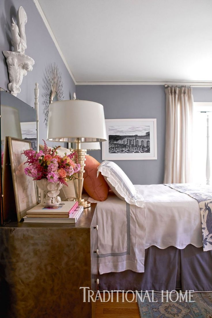 Michelle Nussbaumer Infuses French Flair into a Texas Ranch-Style Home