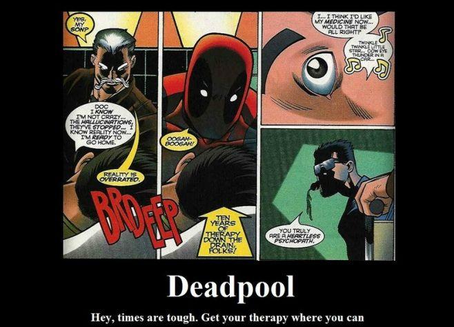 deadpool common sense meme - photo #35
