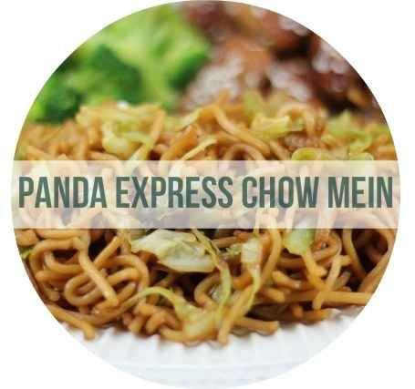 Homemade Panda Express Chow Mein | 23 Copycat Recipes For Your Favorite Fast Foods