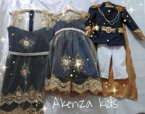Conjunto mãe, princesa e príncipe!!!