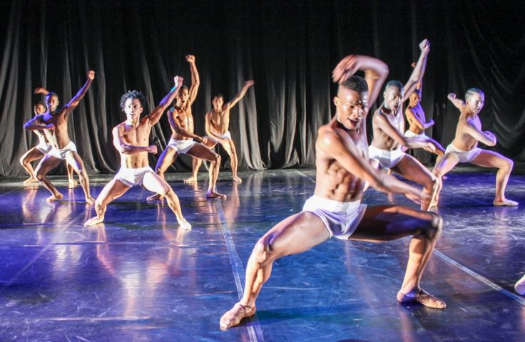 Cape Dance Company at Grahamstown National Arts Festival