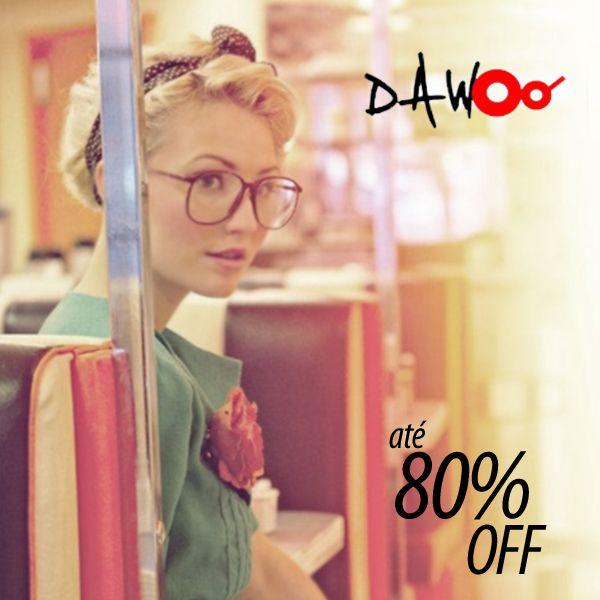 Dawoo, by Prorider, até 80% OFF