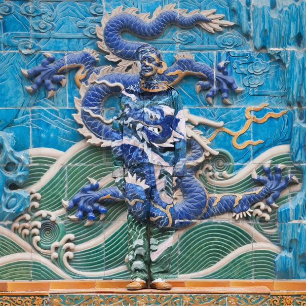 Liu Bolin's | The invisible man: Liu Bolin's amazing camouflage artwork - Telegraph