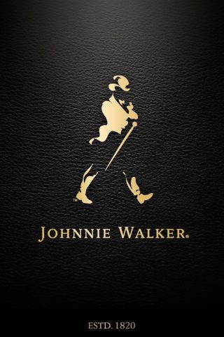 Fell in love with the Johnnie Walker logo