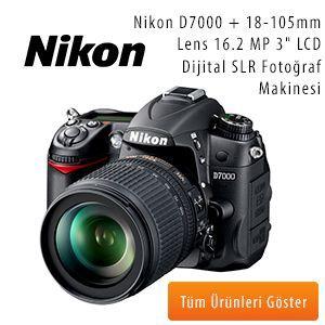 Nikon Fotograf Makinası