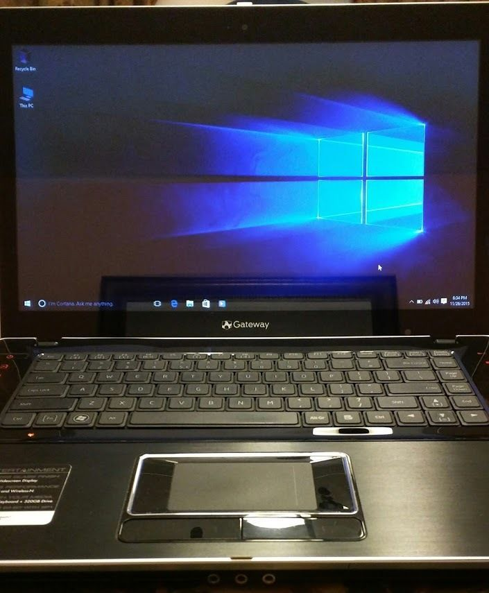 #Laptop with Windows 10 for Sale! Click the link to find out more. #Gateway