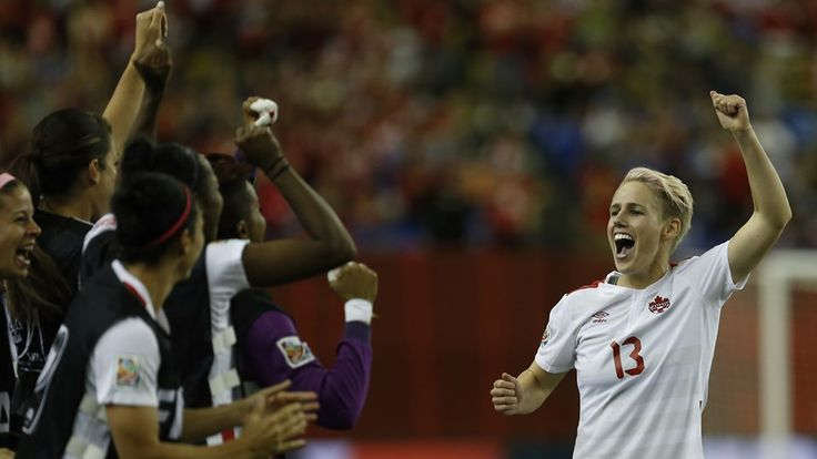 Sophie Schmidt - 2015 FIFA Women's World Cup Canada  http://www.fifa.com/womensworldcup/players/player=224525/all-photos.html