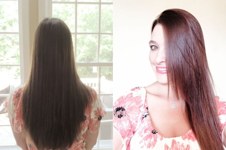I tend to use my straightener quite often to help smooth out my hair. What I noticed with Pro Naturals is upon drying my hair with a blow dryer....I didn't need a straightener. The product smoothed down my flyaways.   http://www.prettyinthequeencity.typepad.com/pretty-in-the-queen-city/2014/05/pro-naturals-hair-repair-system-review.html