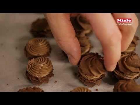 Csoki csók teasütemény - YouTube