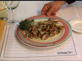 Fricassee of Chanterelles http://www.9and10news.com/story/16692762 ...