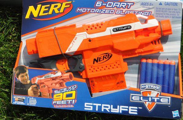 NERF N Strike Elite Bandolier Kit - Hasbro - Toys