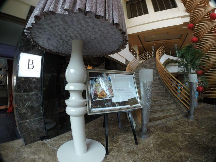 Lobby, Sofitel