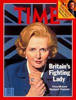 Max Atkinson's Blog: On the death of Margaret Thatcher: notes on the evolution of charismatic woman