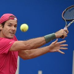 ATP tour in Munich: Tommy Haas vs Sergiy Stakhovsky