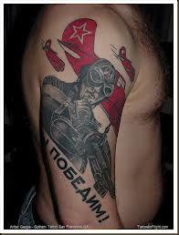 russian propaganda tattoo - Google Search