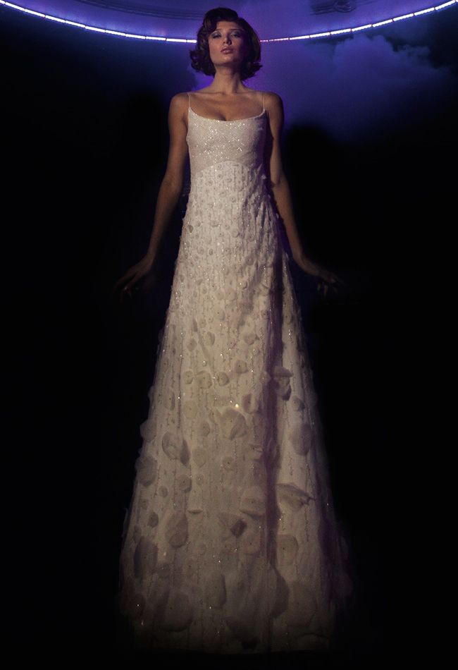 Anne Bowen Spring 2014 Wedding Dresses...♥