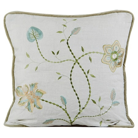 Passion Pillow in Natural <3: Gracious Living, Joss And Maine, Linens Events, Passion Pillows, Pillows Talk, I'M, Natural, Gorgeous Pillows, Living Events