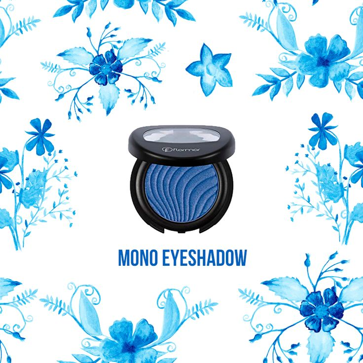 What do you say to lifting your spirits with this joyous blue? #makeup #eyeshadow #blueeyeshadow #eyemakeup #flormar
