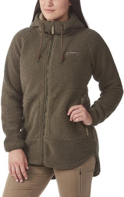 Columbia CSC Sherpa Fleece Jacket - Women's | Jackets ...