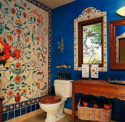 Mexican Home Decorations: Best 25+ Mexican Home Design Ideas On Pinterest