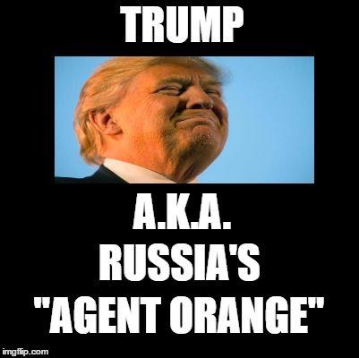 Trump - A.K.A.Russia's