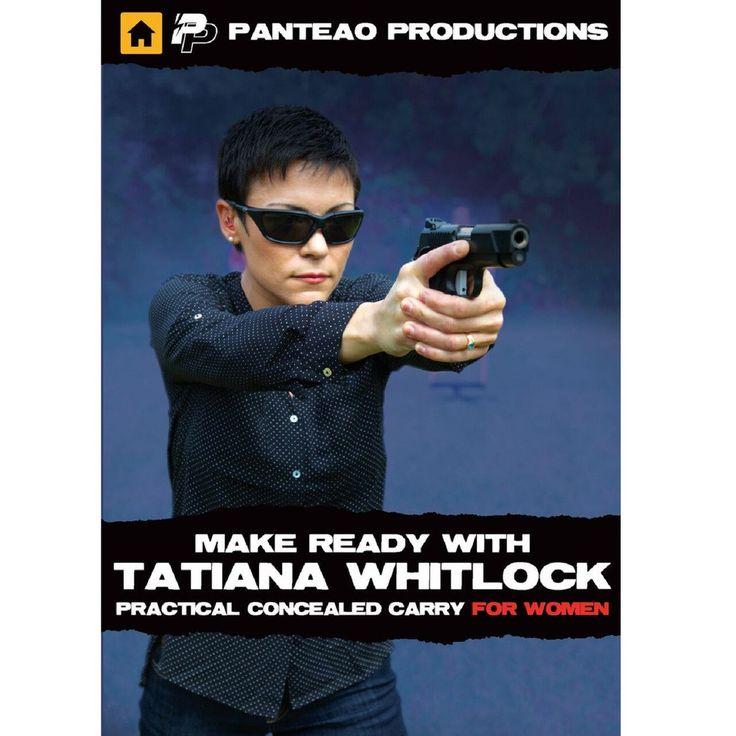 Panteao Make Ready w/Tatiana Whitlock Conc Carry Women Video