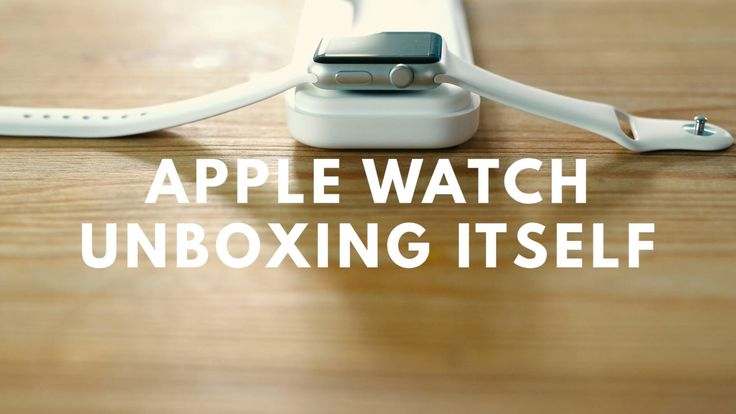 An Apple Watch Unboxes Itself: a Delightful Stop-Motion Animation [VIDEO] - https://magazine.dashburst.com/video/apple-watch-unboxing-itself/