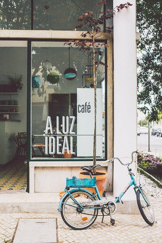 cafe a luz ideal / sfgirlbybay