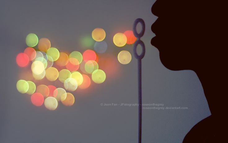 Forever Blowing Bokeh ;-)