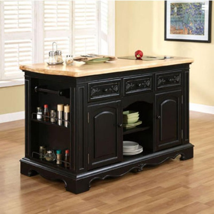 318416 by Good Wood Furniture in Charleston, SC - Pennfield Kitchen Island