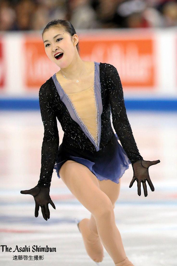 フィギュアスケートのグランプリのスケートアメリカは22日(日本時間23日)、第2日の女子フリーがあり、SP10位の村上佳菜子はフリー97・16点、合計145・03点で10位でした。(康)#SkateAmerica #フィギュアスケート