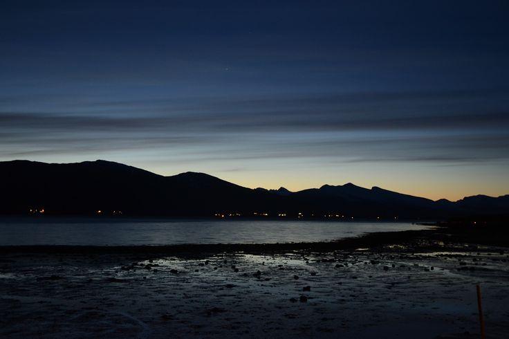 Midnight Sun. April 2014