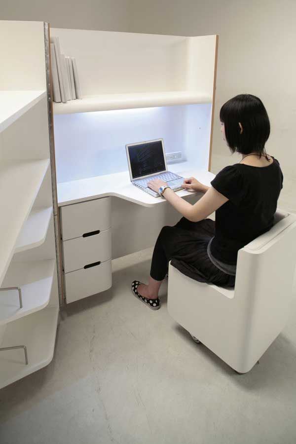 68 best compact office images on pinterest | architecture, home