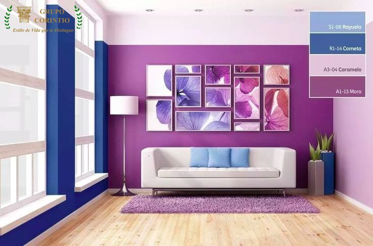 1000 ideas sobre colores de comex en pinterest paletas - Color pinturas para interiores ...