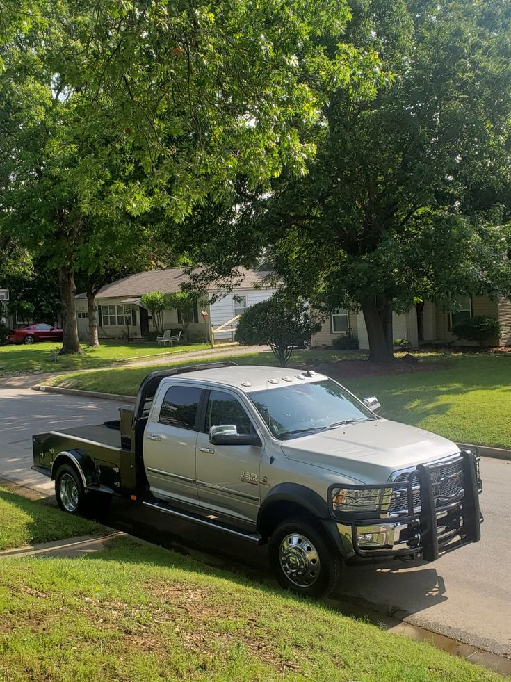 2018, Dodge, Ram, Dually, Laramie Edition, 5500, with a CM