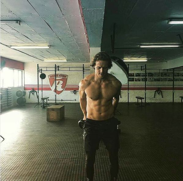Here are some new pics of Sam Heughan for Men's Health South Africa See more pictures after the jump