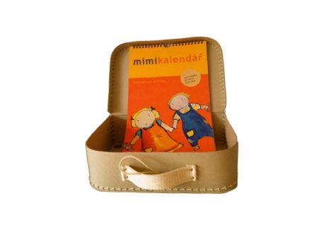 Mimikalendář v kufříku
