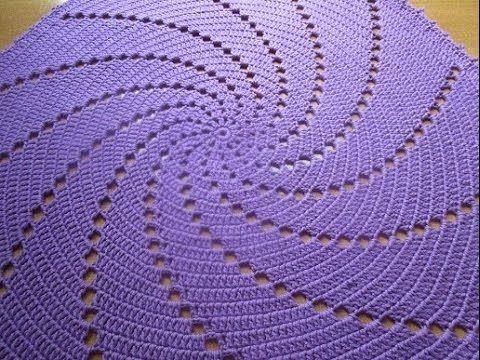 Tapete de Crochê ou Barbante +150 Fotos Com Vídeos e Passo a Passo