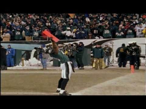 2004 NFC Game - Eagles vs. Falcons - Loved this game & the amazing atmosphere in Philly for the next 2 week following it.