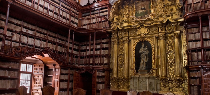 The Palafoxiana Library of Puebla
