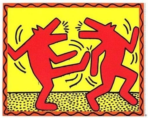 13 best images about KEITH HARING on Pinterest | Pop art ...