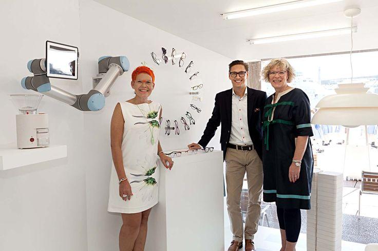 FLEYE - Annette Saust Estø, Lars Halstrøm and Hanne Rosenvold Anderson