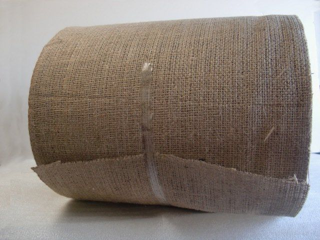 """12"""" Inch Burlap Roll - 100 Yards- need to remember this site 0.83 a yard with shipping included..."""