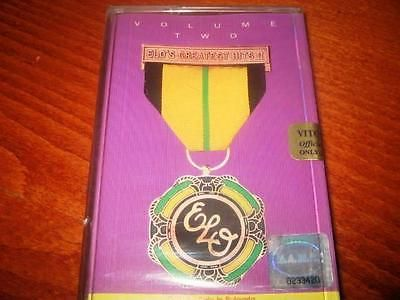 Electric Light Orchestra, ELO's Greatest Hits II MADE IN BULGARIA CASSETTE TAPE