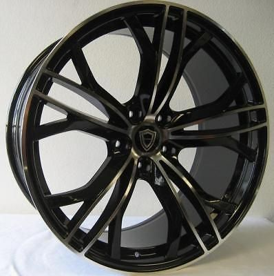 """Awesome Mercedes 2017 - 20"""" WHEELS 5189BP FOR CHRYSLER 300 2005-17 20X8.5 5x115...  Home and Garden Check more at http://carsboard.pro/2017/2017/09/05/mercedes-2017-20-wheels-5189bp-for-chrysler-300-2005-17-20x8-5-5x115-home-and-garden/"""