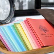 Wedding Programs ideas from the Knot http://wedding.theknot.com/wedding-planning/wedding-programs.aspx