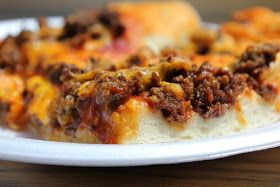 When I was in school one of our all time favorite dishes was what was called Fiestada or Taco Pizza. School lunches were not very tasty whe...